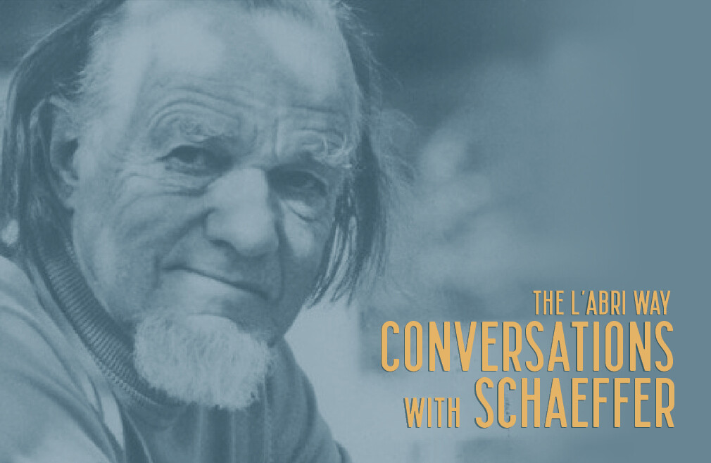 Conversations with Schaeffer
